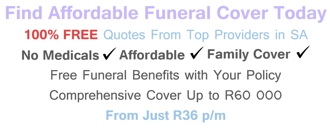 Funeral Cover Introduction Welcome Banner Text